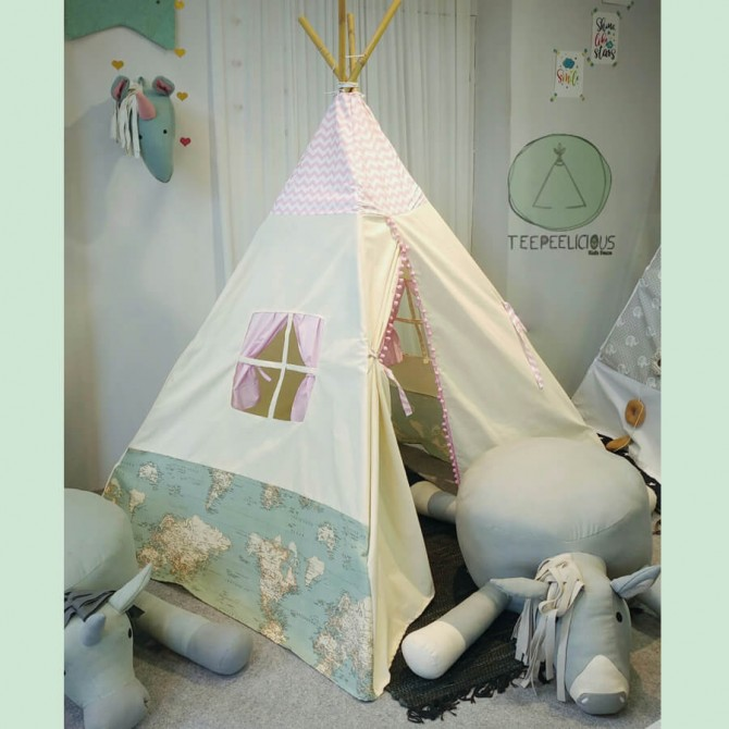 TEEPEE CHEVRON GLOBAL 2