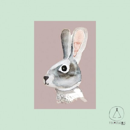 POSTER BABY BUNNY