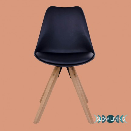 Dining chair BERGEN black