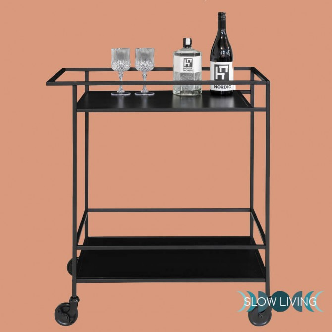 Bar trolley Vita