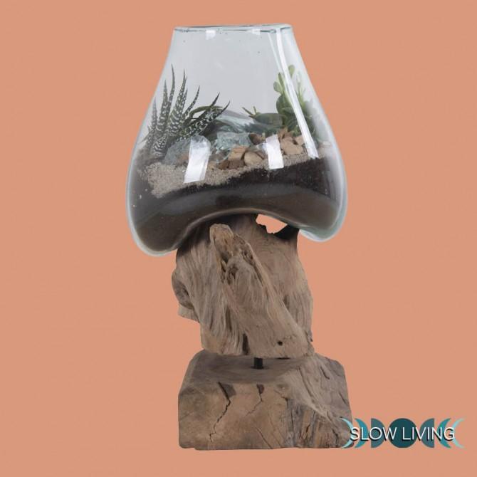 Water-drop glass San Marino #2