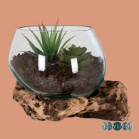 Water-drop glass San Marino #1