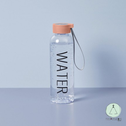 Drinking Bottle - coral