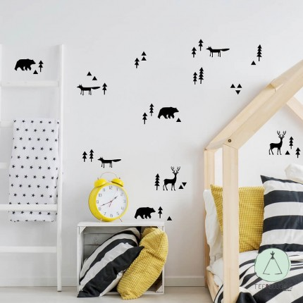 """Wall stickers """"Forest"""""""