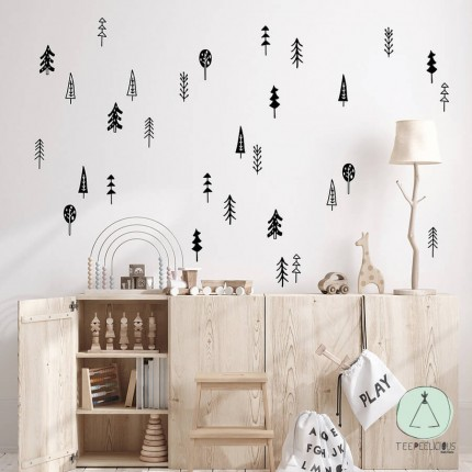 """Wall stickers """"trees"""""""