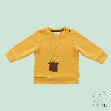 Sweater circus ochre 74/80