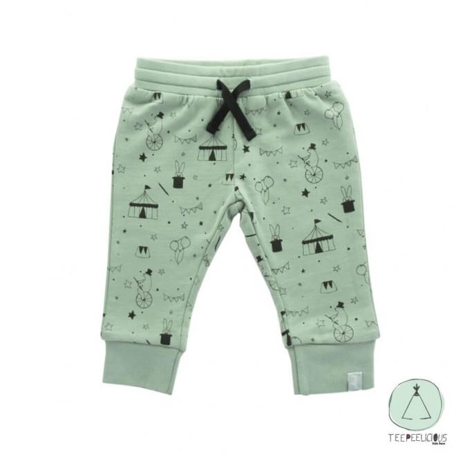Pants Circus green 62/68