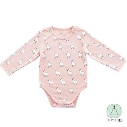 Body Lama pink 74/80