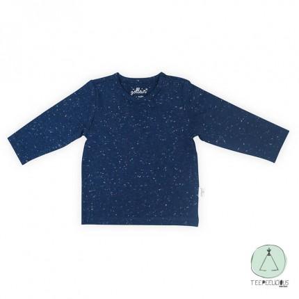 Shirt  navy blue 74/80