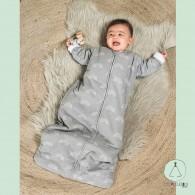 Sleeping bag rainbow grey 110cm