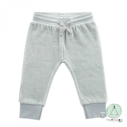 Pants velour grey 50/56
