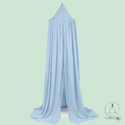 Canopy vintage baby blue