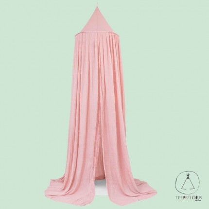 Canopy vintage pink