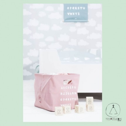BOX ABC PINK