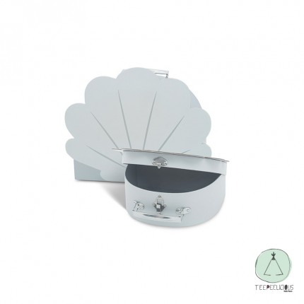 TOY CASE SHELL GREY