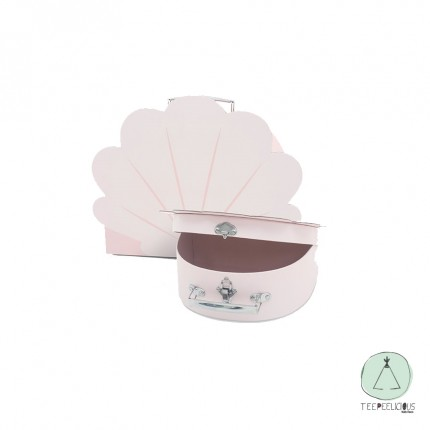 TOY CASE SHELL PINK (SET 2)