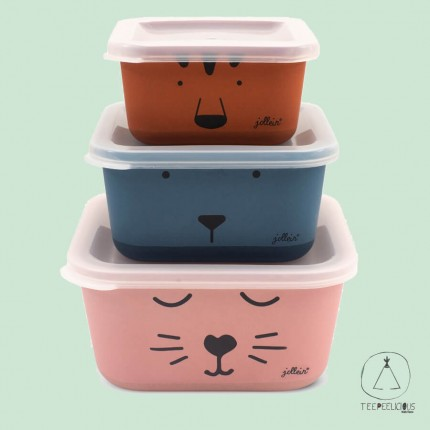 Snack box animals