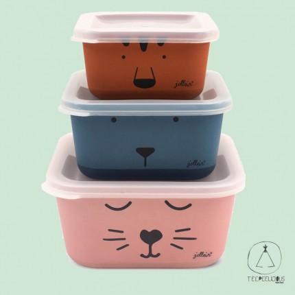 Snack box animals
