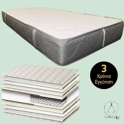 Orthopedic mattress 90x200
