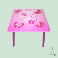 """Set table with chairs """"Butterflies"""""""