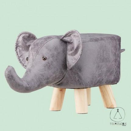 KIDS' STOOL ELEPHANT