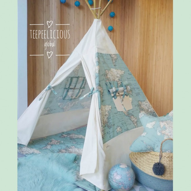 TEEPEE PURE GLOBAL
