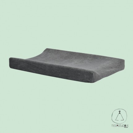Changing Mat cover stone grey
