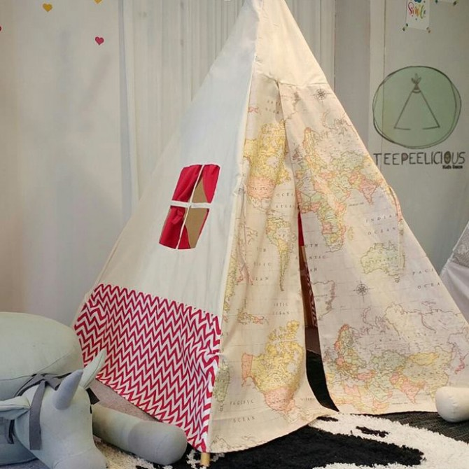 TEEPEE CHEVRON GLOBAL