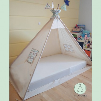 PURE TEEPEE BED
