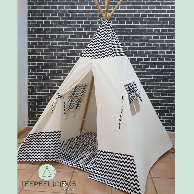 TEEPEE DUO CHEVRON LIGHT