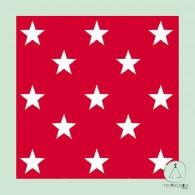 TEEPEE CHEVRON STARS