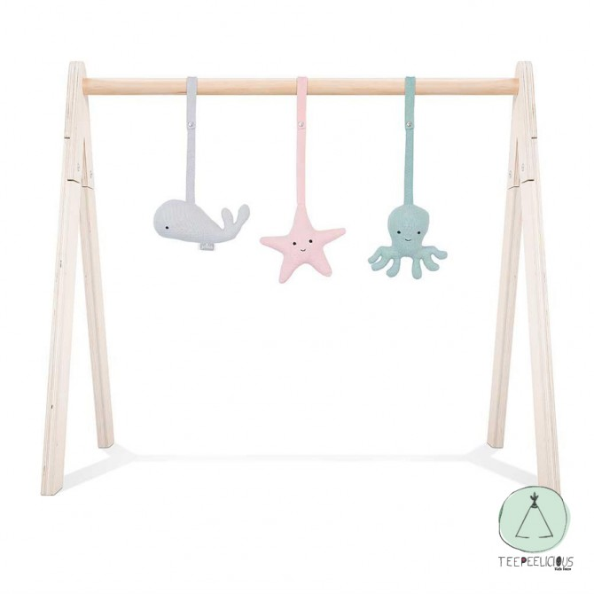 Baby Gym toys sea animals