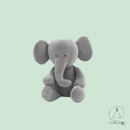 Velvet elephant grey