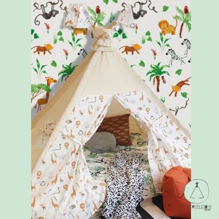 "TEEPEE BED ""SAFARI"""