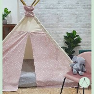 "PURE TEEPEE BED  ""TINY STARS"""
